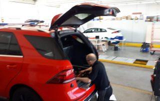 Zertifizierter Einbauservice für Digitalfunk in BOS Fahrzeuge